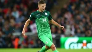 Безяк няма да се връща в Лудогорец, ще играе в Полша