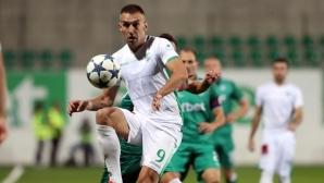 Берое започва нови преговори с Мартин Камбуров
