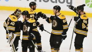 Бостън записа 17-и пореден мач без поражение в редовното време