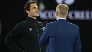 Федерер: Писах на Рафа, дано се оправи бързо