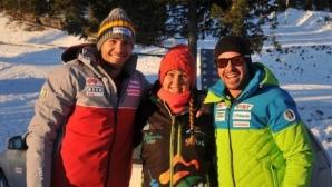 БНТ излъчва пряко стартовете в Банско от Световната купа по сноуборд