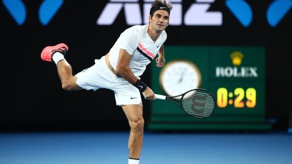 """Кое бе ключът към 20-ата титла от """"Шлема"""" на Федерер?"""