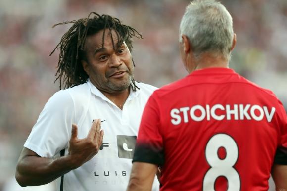 Карембьо: Харесвам Стоичков и този, който игра в Ман Юнайтед и Монако