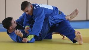 Българският състав за Европейската отворена купа по джудо в София