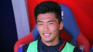 Ювентус включи и двама играчи в офертата за севернокорееца