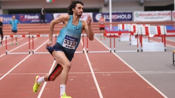 Тихомир Иванов пред Sportal.bg: Доволен съм, че правих опити на 2.30 м още на първото си състезание