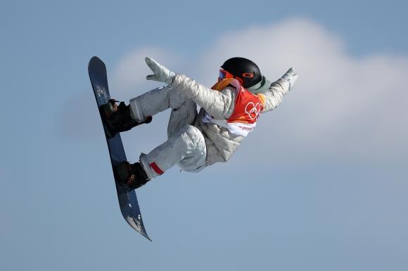 17-годишният сноубордист Редмънд Джерард донесе първия златен медал за САЩ в Пьонгчанг