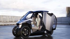 Peugeot Scooters представя своята визия за електрическа мобилност за EU-LIVE
