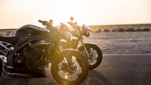 Triumph представиха новия Speed Triple във версия S и RS (снимки и видео)