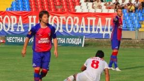 Петър Тончев дебютира с победа в Гърция
