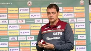 Балъков: Хубчев се справя по най-добрия начин в националния тим (видео)