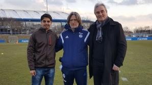 Треньори от Байерн (Мюнхен) и Шалке 04 ще обучават родни специалисти