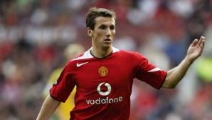 Бивш играч на Селтик и Манчестър Юнайтед си отиде на 36 години