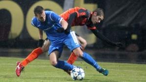 """Рецитал на Левски преди старта срещу """"канарчетата"""" (видео+галерия)"""