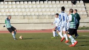 Старшата на Черно море удари мъжкия отбор на Калиакра