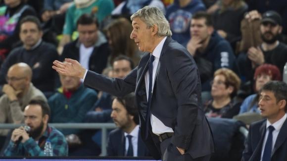 Светислав Пешич: В Барселона целта е само една