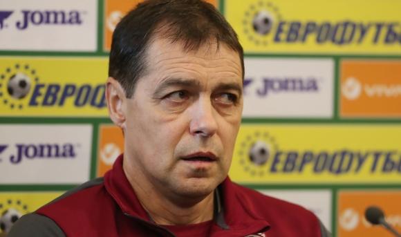 Хубчев за Попето: В Рубин ще бъде най-важният играч