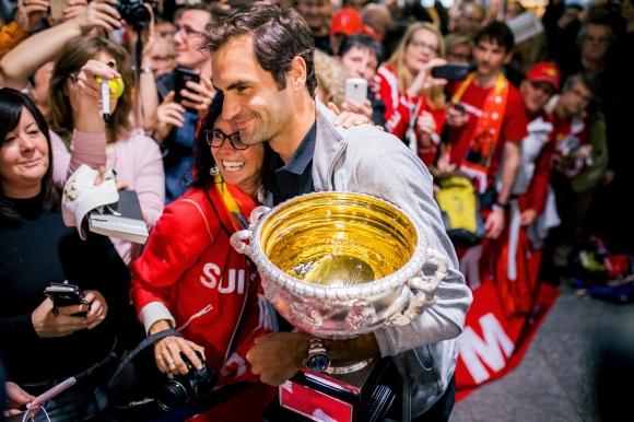 Федерер подкрепи искането за повече пари за играчите