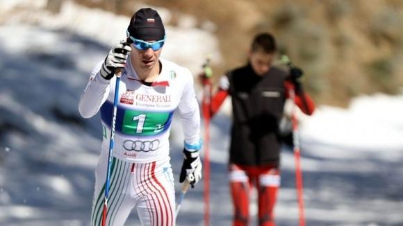 Веселин Цинзов 59-и, а Йордан Чучуганов 68-и в спринта
