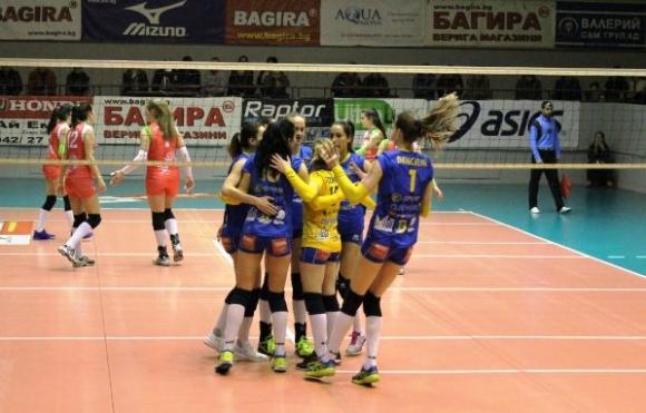 Марица спечели редовния сезон