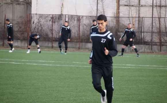 Бомба в Пазарджик - Хебър взе играч, изкарал проби в Ман Сити