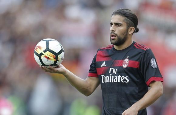 Левият бек на Милан: Чака ни труден мач срещу Лудогорец