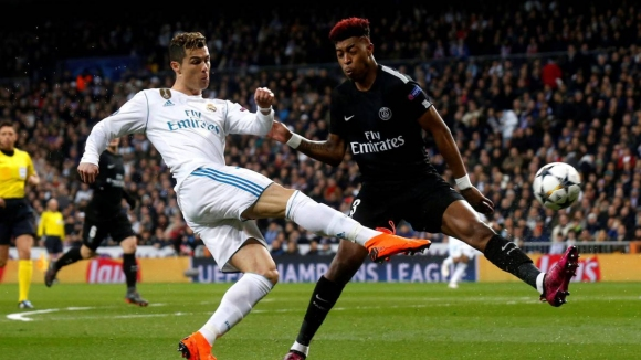 Реал Мадрид показа на ПСЖ, че кралят е жив (видео + галерия)