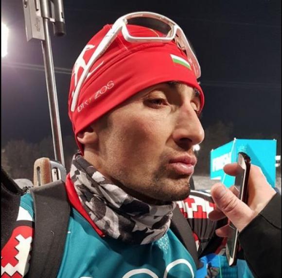 Владимир Илиев: Три грешки са много за това състезание