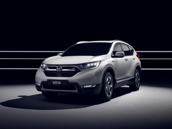 Honda на автомобилния салон в Женева: Hybrid, Electric и Sport