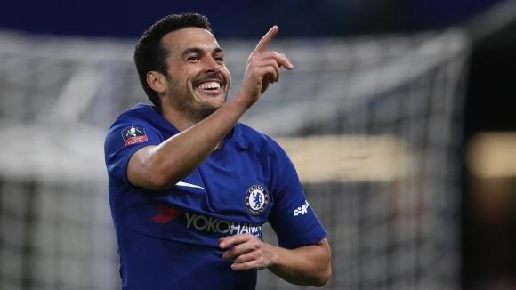 Педро: Ще бъде странно да играя срещу Барселона