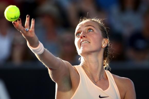 Квитова се класира за финала на турнира в Доха