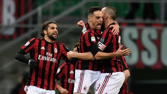 Милан - Сампдория 0:0, гледай на живо