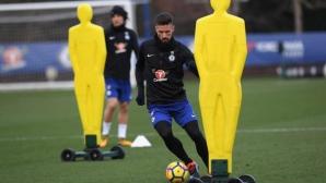 Kонте забрани усмивките по време на тренировките на Челси