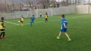 Детски футболен турнир се проведе в Симитли