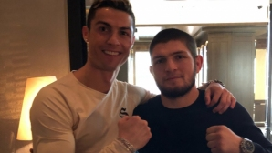 Хабиб: Голям фен съм на Роналдо