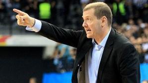 Левски Лукойл привлече македонец в треньорския щаб