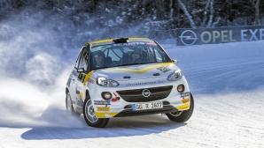Opel продължава своя успешен ангажимент в рали спорта