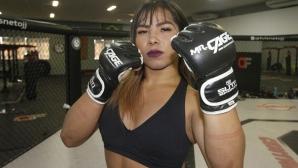 Трансджендър ще се бие с мъж в ММА битка