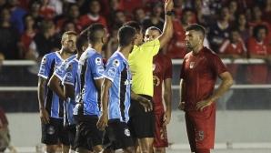 Индепендиенте и Гремио напавиха реми за Суперкупата на Южна Америка