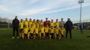 Победа, равенство и две загуби за юношите на Ботев срещу Галатасарай и Фенербахче