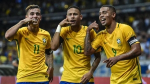 Тите обяви 15 от футболистите, които ще играят за Бразилия на Мондиал 2018