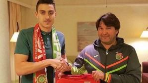 Защитник на Динамо (Букурещ) подписа в Русия
