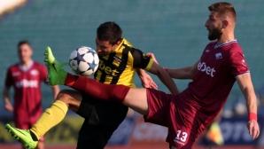 Черноморец (Балчик) привлече двама доскорошни играчи на столичния Септември
