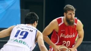 Български национали на полуфинали в Македония