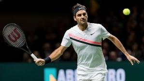 Маестро Федерер си свърши работата и стигна до сблъсъка с Григор на финала