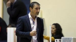 Асен Николов: Съкрушени сме, но поздравявам момчетата