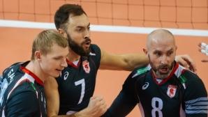 Николай Николов продължава възстановяване си от травма на рамото