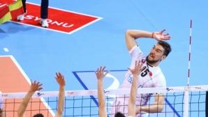 Чернокожев и Халкбанк с победа №18 в Турция