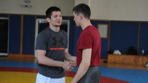 Умарпашаев взе приза за най-техничен борец на държавното първенство