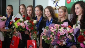 Седем медала за българските гимнастички на турнира Гран При